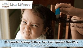 Be Careful Taking Selfies: Lice Can Spread This Way 2020