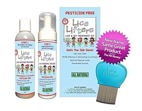 Best Natural Lice Treatment Products