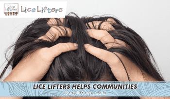 LICE LIFTERS HELPS COMMUNITIES 2019